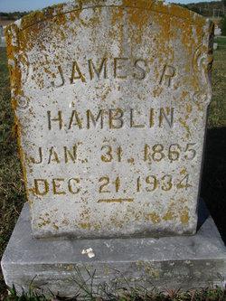 James R Hamblin