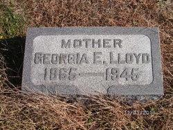 "Georgia Esther ""Georgie"" <I>Swezy</I> Lloyd"