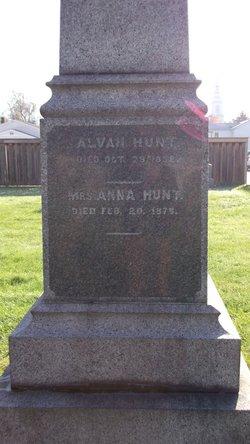 Alvah Hunt