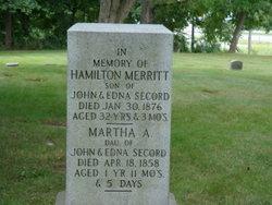 Martha A. Secord