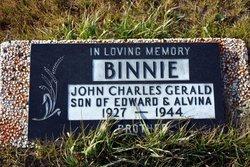 John Charles Gerald Binnie