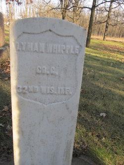Lyman Eugene Whipple