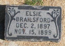 ElsIE Brailsford