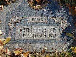 Arthur Milton Ririe