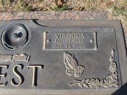 Virginia <I>Sharp</I> Best