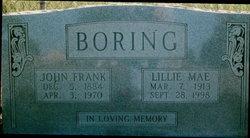 John Franklin Boring