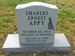 Charles Ernest Appy