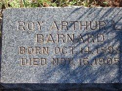 Roy Arthur L Barnard