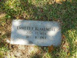 Emmett Franklin Blakemore