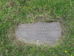 "Adelaide Lavelle ""Addie"" Adams"