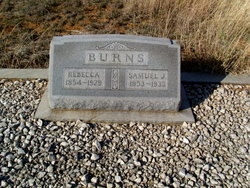 Rebecca Ruth <I>Alexander</I> Burns