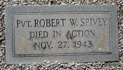 PVT Robert W. Spivey