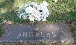 Ollie Gertrude <I>May</I> Andrews