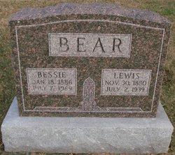 Bessie Belle <I>Ginkens</I> Bear
