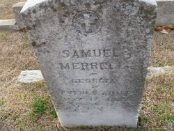 Pvt Samuel Grisham Merrell
