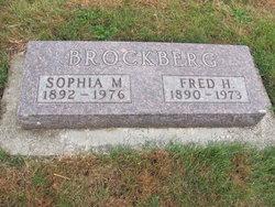 Sophia <I>Stoltenberg</I> Brockberg