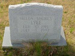 Helen <I>Shores</I> Lyle