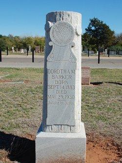 Dorotha M. <I>Slaten</I> Barker