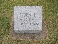 Orien L. Alquist