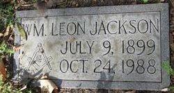 William Leon Jackson