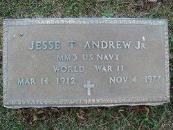 Jesse T Andrew, Jr