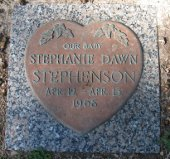 Stephanie Dawn Stephenson