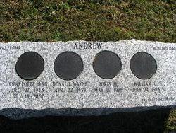 Donald Wayne Andrew