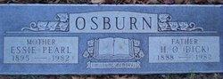 Essie Pearl <I>Cruse</I> Osburn