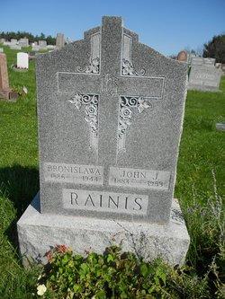 Bronislawa Rainis