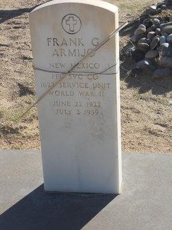 Frank G. Armijo