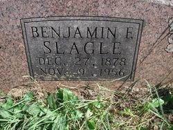 Benjamin Franklin Slagle