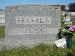 Ella A IDrach I Franklin