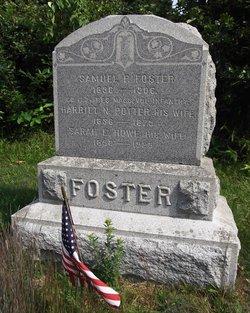 Sarah E. <I>Howe</I> Foster