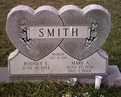 Mary Alice <I>Armagost</I> Smith