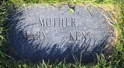 Mary <I>Nevin</I> Kent