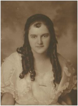 """Frances Lucile """"Lucile"""" <I>Snider</I> Gardner"""