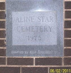 Aline-Star Cemetery