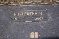 Kaybertha Hugee Baucom
