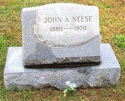 John August Neese