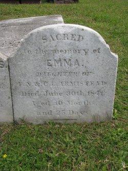 Emma Armistead