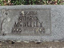 Katheryn McNeeley
