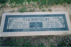 Rev Frank Charles Thompson