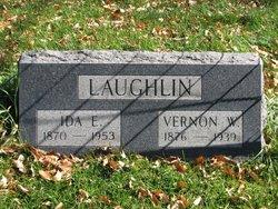 Ida Ethelyn <I>Cogswell</I> Laughlin