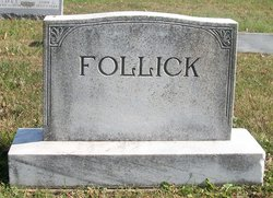James Elwin Follick