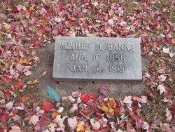 Minnie H. Banks
