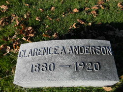 Clarence A. Anderson