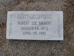 Robert Lee Sharpe