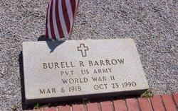 Pvt Burell R Barrow