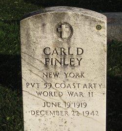 Pvt Carl Duane Finley