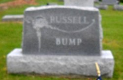 Flora Edith <I>Russell</I> Bump